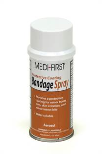 Bandage Spray - 3oz