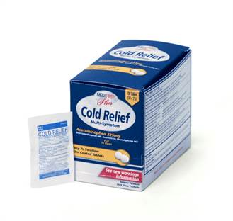 Cold Relief - 100/box