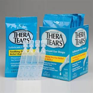 TheraTears Eye Drops - 32/box