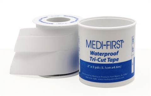 Triple Cut Adhesive Tape - 5 yards